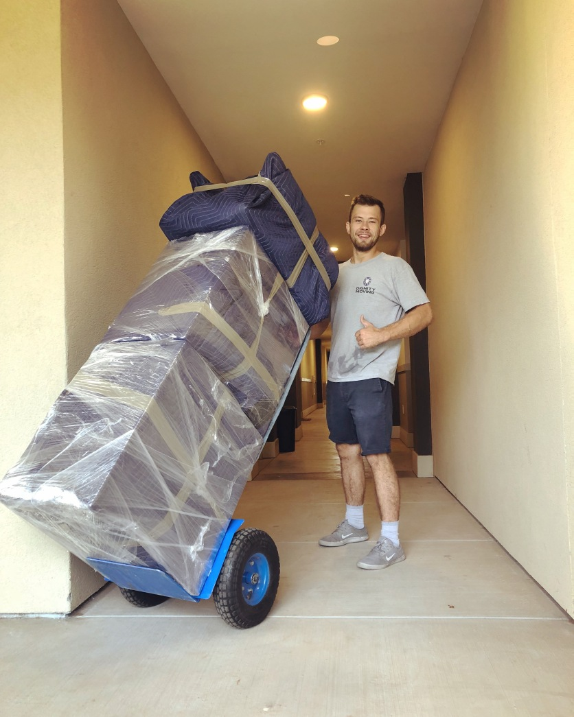 Owner of Dignity Moving, LLC